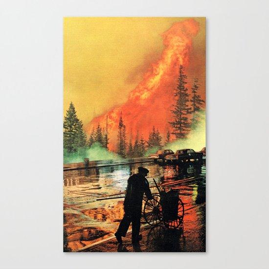 UNTITLED () Canvas Print