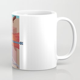 House of the Sun Cloud Coffee Mug