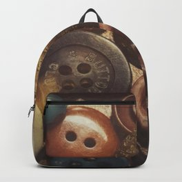 Button Club Backpack