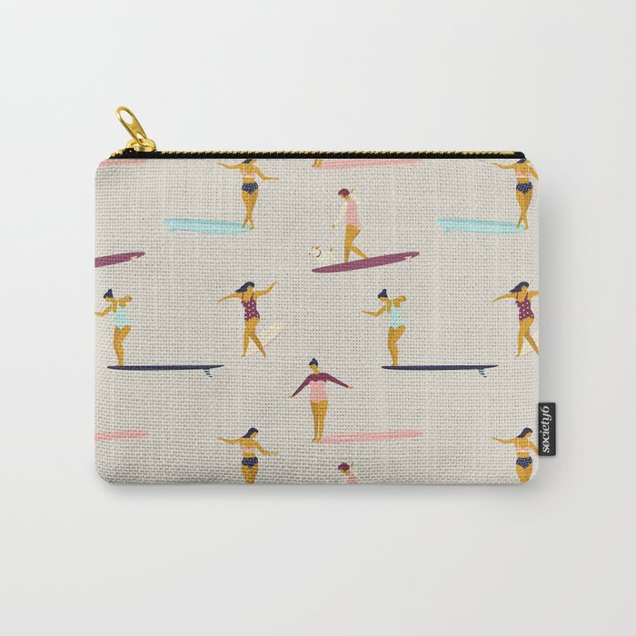 Dancers of the sea Carry-All Pouch