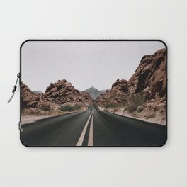 Road Trip / Valley of Fire Laptop Sleeve