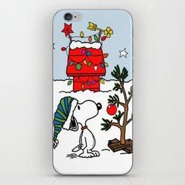 Snoopy 01 iPhone Skin