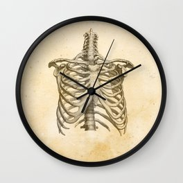 LIMINAL BEING N112 Wall Clock