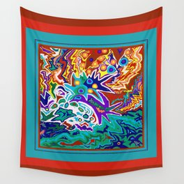 Life Ignition Wall Tapestry