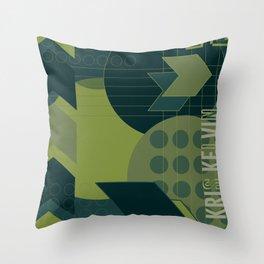 Solaris S511 Kelvin Throw Pillow