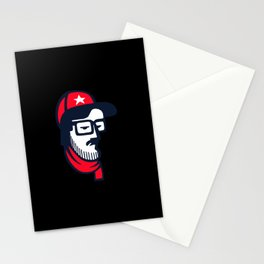 Patriotic Hipster Stationery Cards