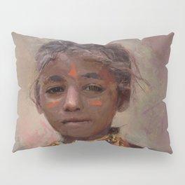 Strong Girl Pillow Sham