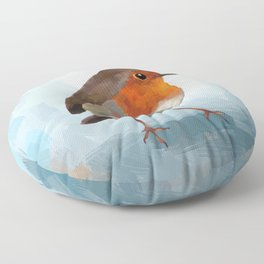 Robin Floor Pillow