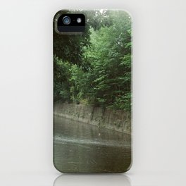 Greens iPhone Case
