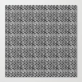Primitive Geometric Repeat #1 Canvas Print