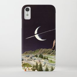 'Views of Saturn' iPhone Case