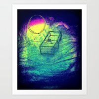 The Best Day Never Art Print