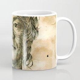 Portrait of a burglar Coffee Mug