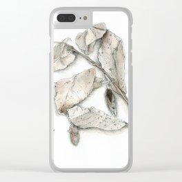 Cicada Display No. 1 Clear iPhone Case