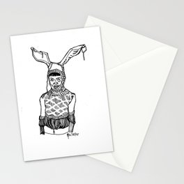 Little lost boys II Stationery Cards