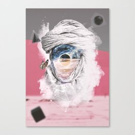 Observer Effect Canvas Print