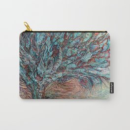 Midnight at the Wishing Tree Carry-All Pouch