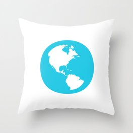 Animal Quotes If We Save Animals We Save Humanity Throw Pillow