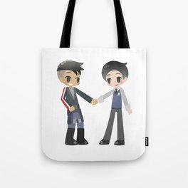 Mass Effect - Velenko Tote Bag