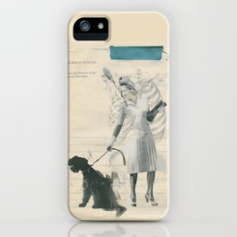 Apps this good, who's got time to make friends? iPhone Case
