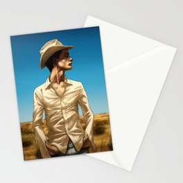 Dayvan Cowboy Stationery Cards
