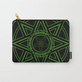 Zazaz Zazas Nasatanada Zazas (green acid edit) Carry-All Pouch