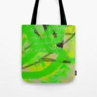 artsy Tote Bags featuring Artsy by DesignByAmiee