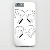 Hart & Cohle 95-12 Slim Case iPhone 6s