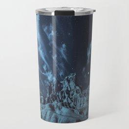 Blue Madness Travel Mug