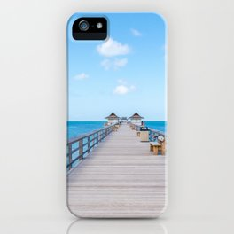 On the Pier iPhone Case