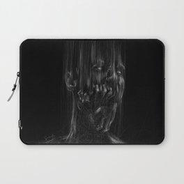 Dark Portrait Laptop Sleeve