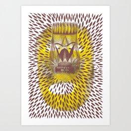 Of no kings Art Print