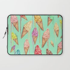 melted ice creams Laptop Sleeve
