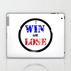 WIN OR LOSE? Laptop & iPad Skin
