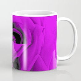 Modern Purple Rose Art A226c Coffee Mug