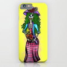 'La Catrina' (Day of The Dead) iPhone 6s Slim Case