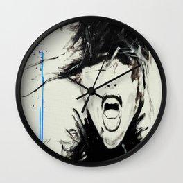 Girls are fantastic Wall Clock