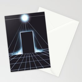 Enter Our World Stationery Cards