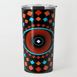 TAROT. XIX- Le Soleil Travel Mug