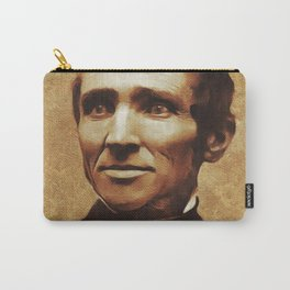 Charles Goodyear, Inventor Carry-All Pouch