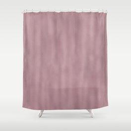 Mottled Vintage Blush Foil Shower Curtain