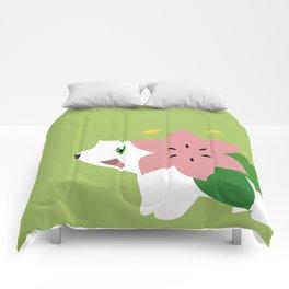 Shaymin Comforters
