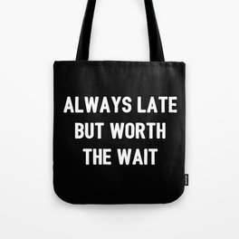 The Guilty Person V Tote Bag