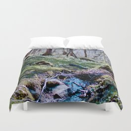 Norwegian wood 2 Duvet Cover