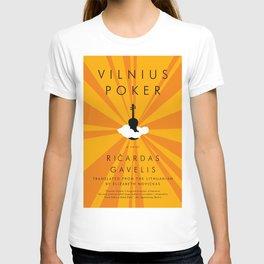 Vilnius Poker T-shirt