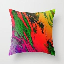 Jagged Throw Pillow