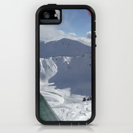 Freedom in the Mountains iPhone Case