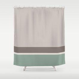 Stripes 5 Shower Curtain