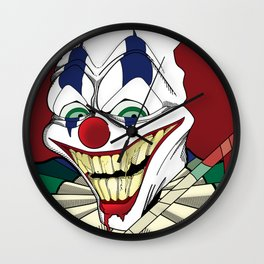 Charismatic By Nature Wall Clock