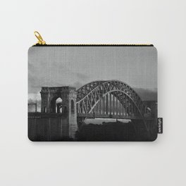N Why Bridge Carry-All Pouch